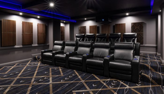 Home aTheatre Seating