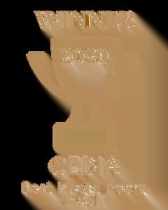 Cedia Best Media Room - Winner 2020